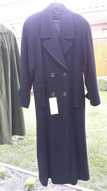 Пальто - Бишкек: Продаю мужское новое пальто кашемир пр-во Турция 50-52