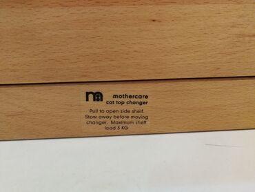 Детский мир - Пригородное: Продаю пеленальный столик с пеленкой Mothercare! В идеальном