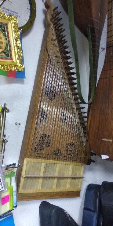 цыганские музыкальные инструменты в Азербайджан: Kanon