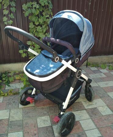 удобные коляски для новорожденных в Кыргызстан: Коляска- трансформер SunnyLove, в отличном состоянии. Очень удобная