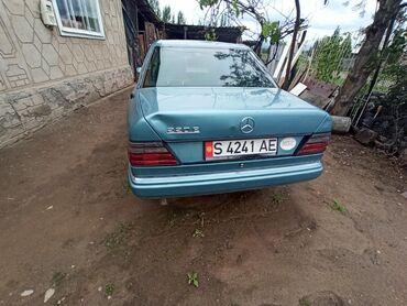 Mercedes-Benz в Кыргызстан: Mercedes-Benz E 220 2.2 л. 1993 | 250825 км