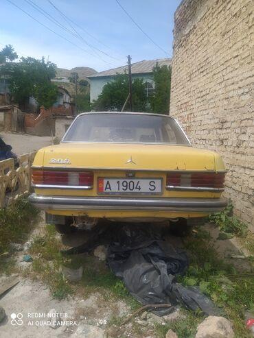 45 объявлений: Mercedes-Benz 280 1976