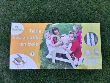 Klupe - Srbija: Drvene klupe i sto za decu8100 din novoMozete mi pisati na viber Robu