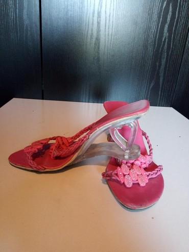 Papuce bez ostecenja. Broj 37 - Prokuplje