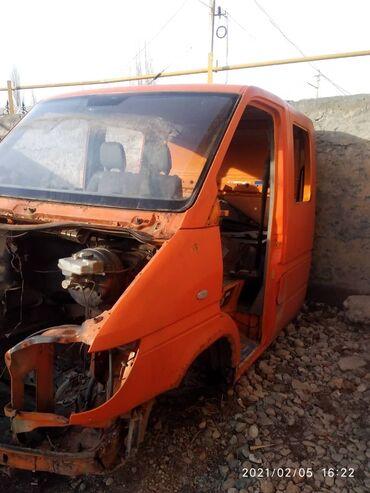 mercedes benz w124 e500 волчок купить в Кыргызстан: Куплю кабину на спринтер дубль,или крышу