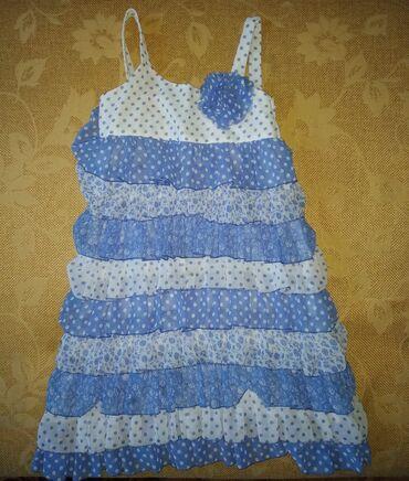 plate na 10 11 let в Кыргызстан: Лёгкое нарядное платье для детских праздников и семейных вечеровносили