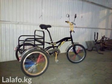 ремень безопасности в Кыргызстан: Делаем на заказ трехколесные велосипеды с индивид.подходом. На любой в