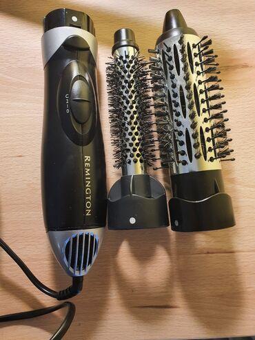 Presa za kosu remington - Srbija: Presa Philips presa za kosu i Rowenta styler za susenje i uvijanje kos