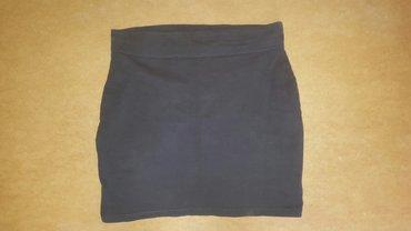 Ženska odeća | Kovacica: Dve crne suknje za 800 dinara