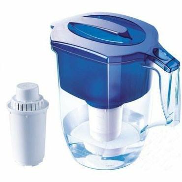 фильтры для очистки воды аквафор в Кыргызстан: Аквафор Гарри - фильтр-кувшин с современным, стильным дизайном