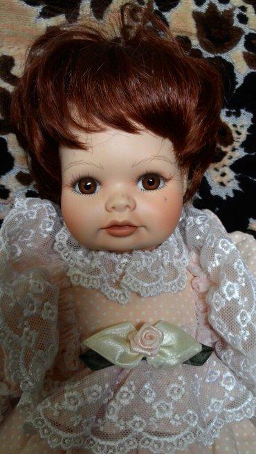 Кукла фарфоровая коллекционная Германия в Бишкек