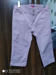 шорты джинсовые в Кыргызстан: Джинсовые шорты для девочек 11-13 лет,почти новые