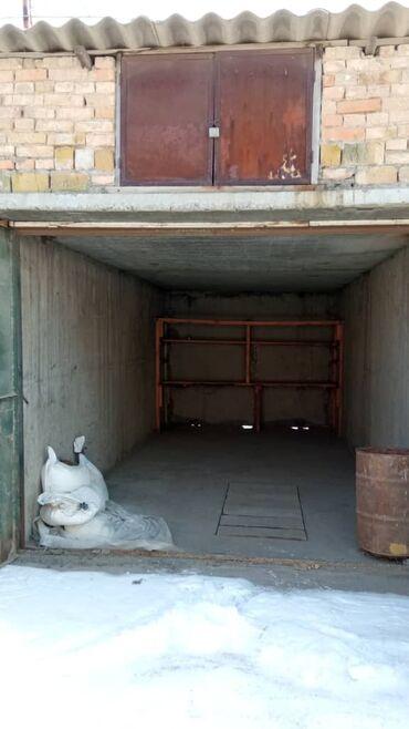 Гаражи - Бишкек: Продаю гараж 21 ГСК.Бетонный Находится в районе 12 микрорайона