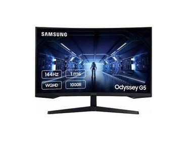 проекторы 640x480 с wi fi в Кыргызстан: Samsung lc27g54tqwixcisamsung c27g54tqwi – игровой монитор с