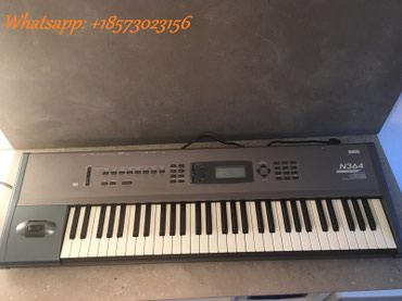 Korg N364 Synthesizer Music Workstation в Московский
