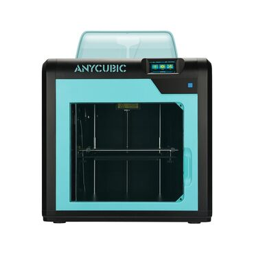 оригинальные расходные материалы oki pla пластик в Кыргызстан: Anycubic 4Max Pro  Состояние отличное, пользовался 2 месяца  В подарок