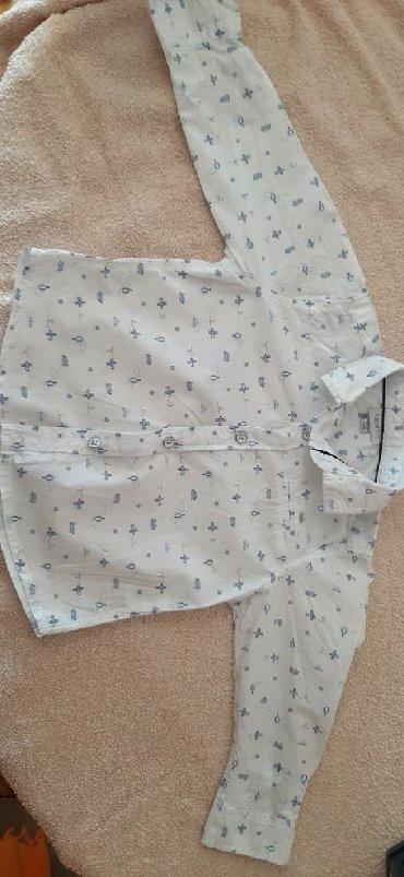 Dečija odeća i obuća - Sopot: Prelepa kosuljica, NoVa, skinuta etiketa i oprana samo