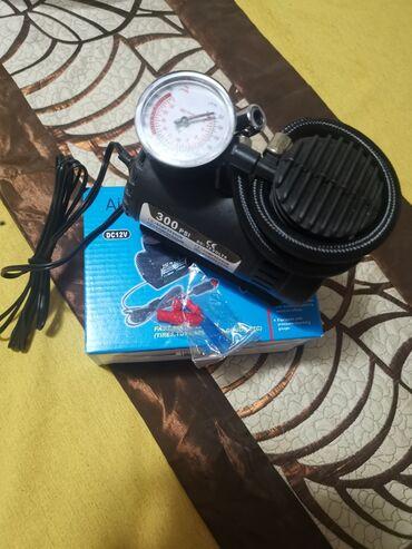 Vozila - Borca: Kompresor za autoMože se koristiti za pumpanje guma, sportskih