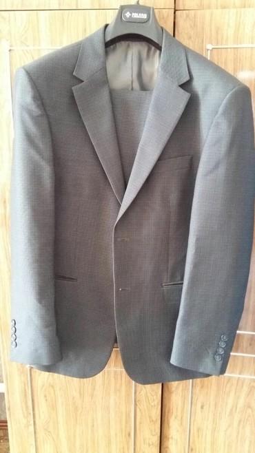 Мужская одежда - Шопоков: Продаю мужской костюм практически новый. Размер: 50