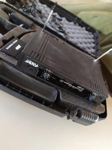 акустические системы promate беспроводные в Кыргызстан: Радиопетличка, петличный микрофон беспроводной Цена 7500 сом