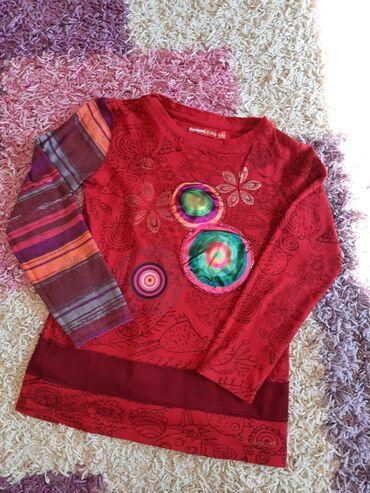 Majica dug - Srbija: Majica dug rukav za devojcici DesigualVelicina je za 7 do 9 god . i