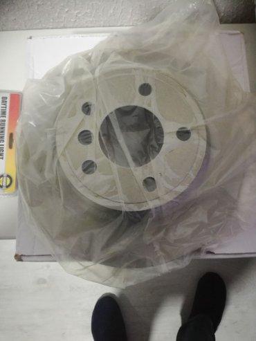 Bmw x6 m50d servotronic - Srbija: Prodajem par diskova za BMW e39doneti iz Nemackenovi placeni