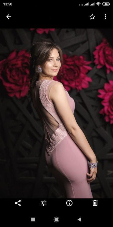 Продаю вечернее платье, прилегающее, в Бишкек