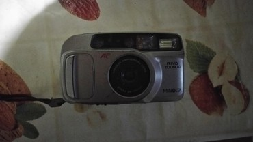 рабочий фотоаппарат в Кыргызстан: Продам фотоаппарат пленочный, с зумом. Рабочий