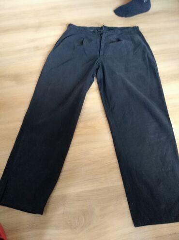 Pantalone xxl plave