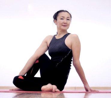 Хатха йога в Бишкек