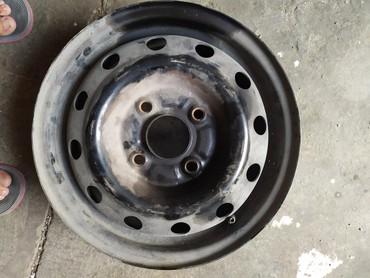 r14 диски 4 в Кыргызстан: Диски штамповки R14, сверловка 4*114.4 шт. Диски находятся в Оше, могу