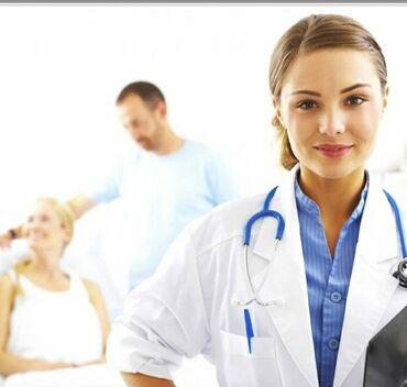 медицинские услуги на дому в Кыргызстан: Медсестра на дому в Бишкеке Медицинские услуги : -В/в