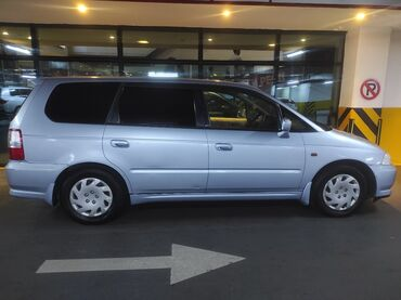 автозавод бишкек in Кыргызстан | SUBARU: Honda Odyssey 2.3 л. 2002 | 217000 км