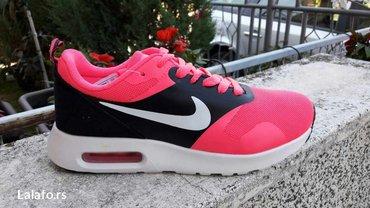 Nike air max crno-roze#novo#br. 36-41! Nike air tavas crno-roze! - Nis