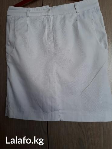 Турецкая юбка отличной посадки, размер 36-38, в Бишкек