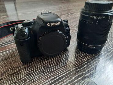 Продаю Canon 600d с объективом 18-135mm! Флешки 8гб + 16гб, а так же