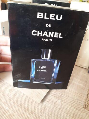 chanel 5 в Кыргызстан: Продаю BLEU DE CHANEL PARIS 100ml. Новая. Цена:1000+торг!