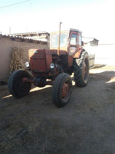 Трактор т40 1992 года. Находится в Таласе