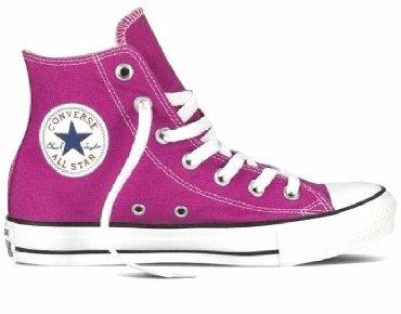 Ženska patike i atletske cipele - Beograd: Duboke starke u ciklama boji, broj 41, unutrašnje gazište 26cm