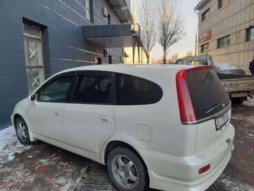 стрим хонда в Кыргызстан: Honda Stream 1.7 л. 2003 | 1000 км