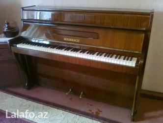 Bakı şəhərində Куплю чешское или немецкое пианино  Предлагайте с фото и с ценами..