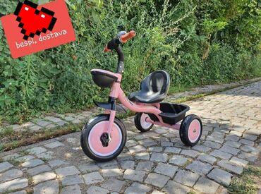 """Denis brown - Srbija: AKCIJA Model 427 – Tricikl Playtime """"Denis""""CENA: 4000 DINARA"""