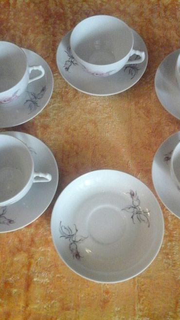 Bakı şəhərində Çay dəsti çaşkanın biri sındığı üçün ucuz satıram 8 manat