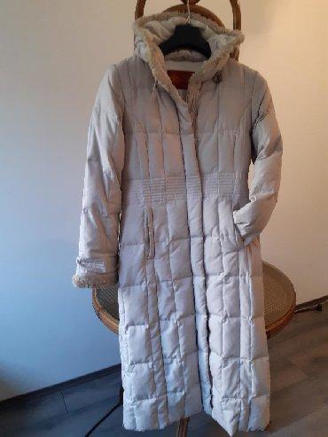 Jakna-perjana - Srbija: Perjana dugačka jakna