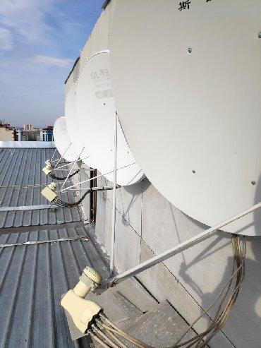 tumbochka pod telek в Кыргызстан: Установка, настройка, продажа, ремонт спутниковых и локальных антенн