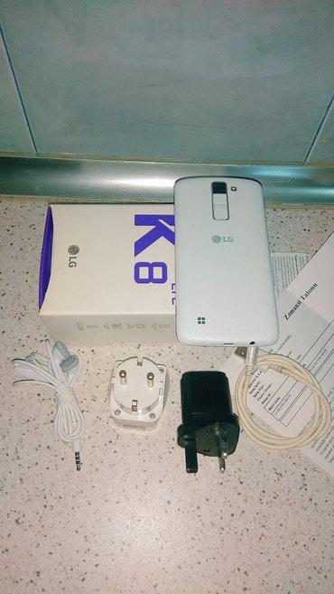 Bakı şəhərində LG_K8 LTE 150Azn xanım işlədib bakuelectronics mehsuludu heç bir