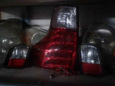 тойота-урбан-крузер в Кыргызстан: Тойота лэнд крузер прадо gx 460