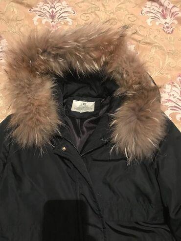Продаётся зимняя тёплая женская куртка 44-46 размер зимняя тёплая