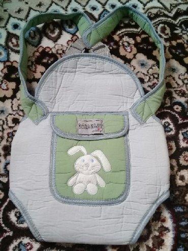 рюкзак кенгуру babybjorn в Кыргызстан: Кенгуру . колдонулган