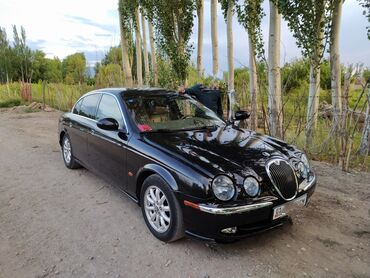 Jaguar - Кыргызстан: Jaguar S-type 2.5 л. 2003